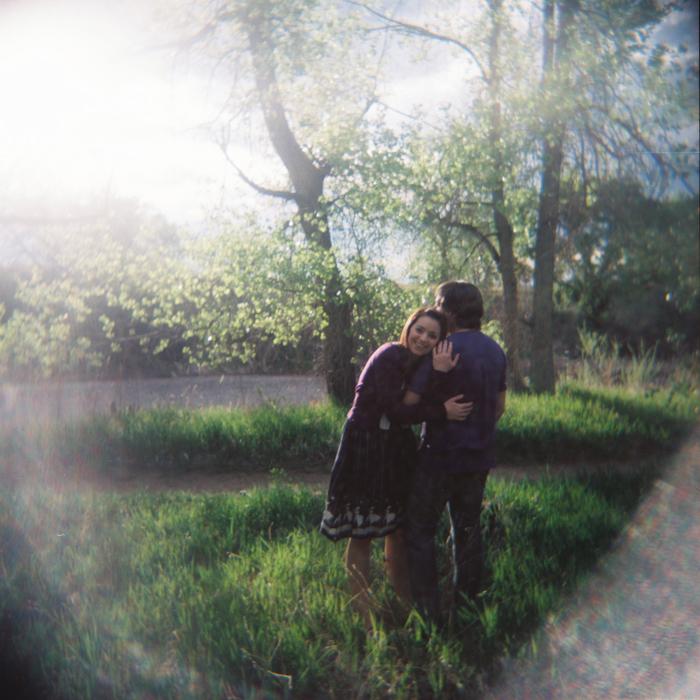 Platte River Park Couples Session, Allison and Nick ...