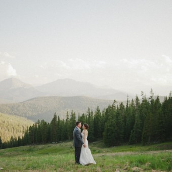 Megan & Dan's Keystone Wedding