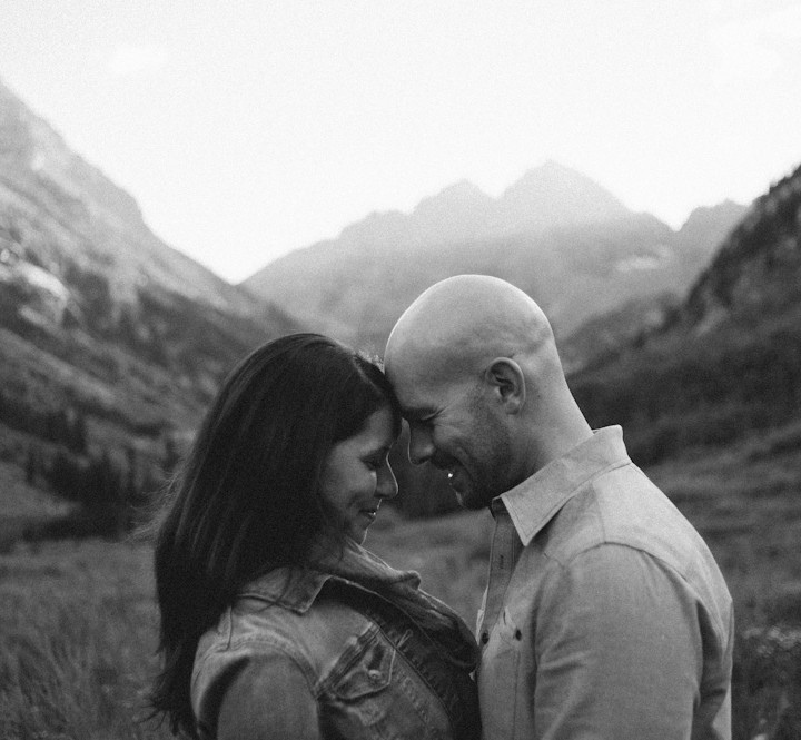 Falling in Love at Marron Bells; Liz & Joe