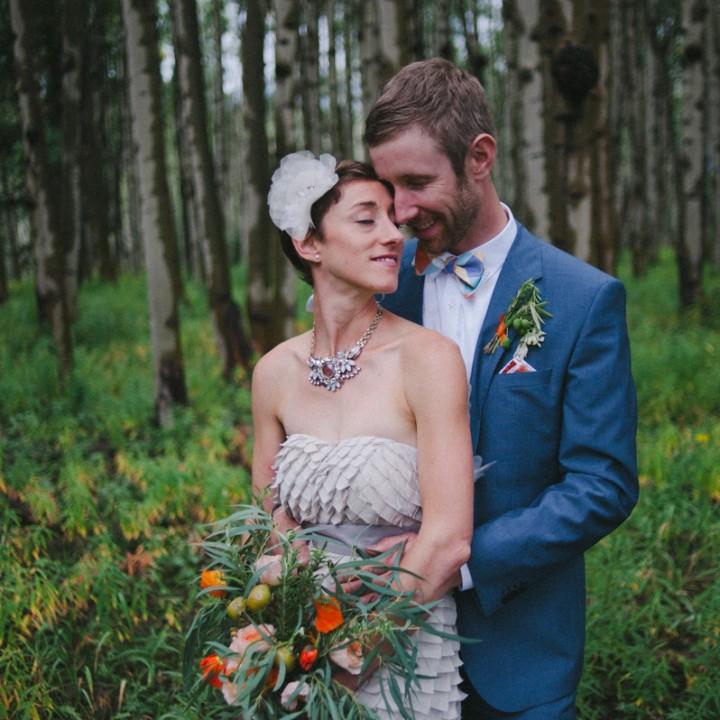 Crested Butte Wedding, Julia & Puck