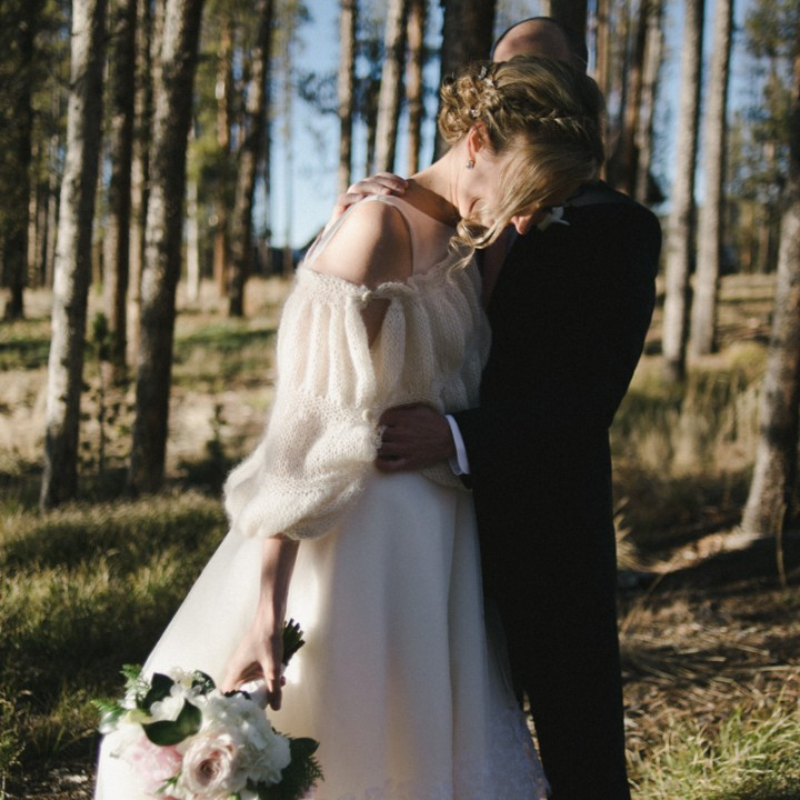 I Will Love.  Devils Thumb Ranch Wedding