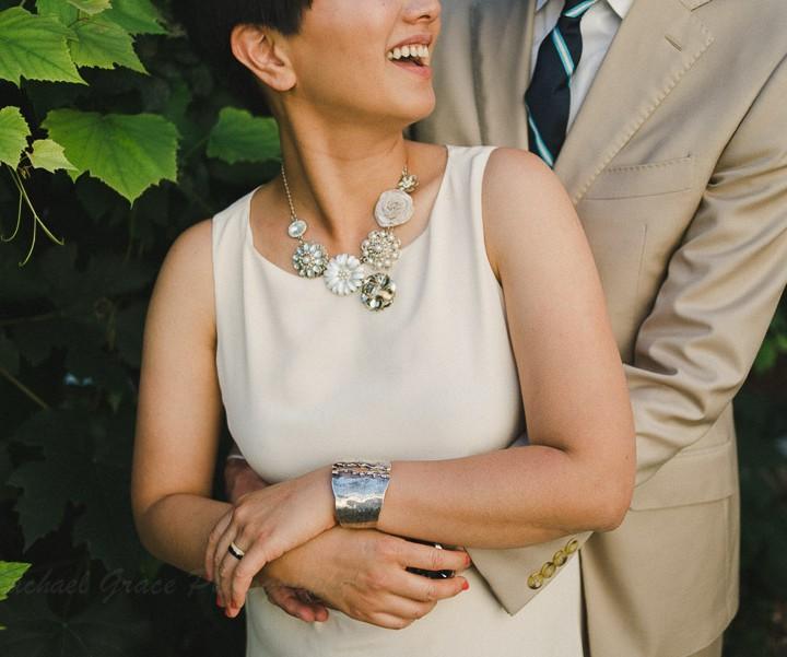 Denver Backyard Wedding, Sabrina & James