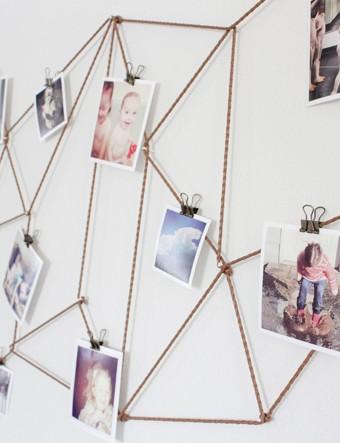 10 Unique Ways to Display Your Photos.